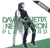 DAVID GUETTA feat. NE-YO & AKON - Play Hard (REMIXES)