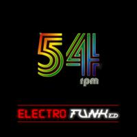 54 RPM - Electro FUNKed