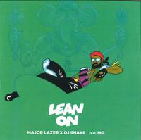 MAJOR LAZER & DJ SNAKE  - Lean On