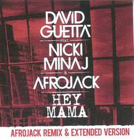 DAVID GUETTA ft. NICKI MINAJ & AFROJACK