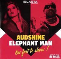 AUDSHINE & ELEPHANT MAN