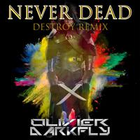OLIVIER DARKFLY - Never Dead (Destroy Remix)