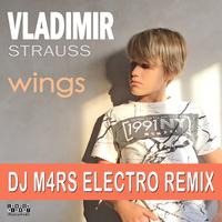 VLADIMIR STRAUSS - Wings (DJ M4rs Remix)