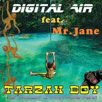 DIGITAL AIR feat. Mr JANE